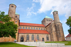 Peaceful Hildesheim Stock Images