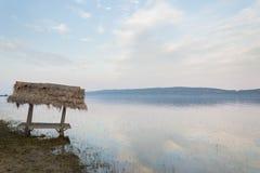 Peaceful hut Royalty Free Stock Image