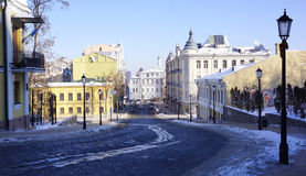 Peaceful Kiev Stock Images