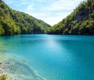 Peaceful lake Royalty Free Stock Image