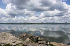 Peaceful lake Stock Photos