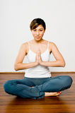 Peaceful Meditation Stock Photos