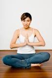Peaceful Meditation Stock Photos
