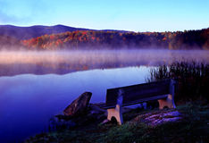 Peaceful Morning. A peaceful morning in Vermont, USA Stock Photos