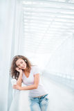 Peaceful morning. Royalty Free Stock Images