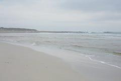 Peaceful ocean against sky Stock Image