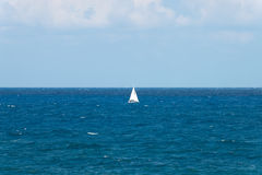 Peaceful ocean landscape. Royalty Free Stock Images
