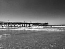 Peaceful Pier Stock Photo