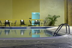Free Peaceful Pool Royalty Free Stock Photo - 5501075