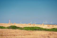 Peaceful rural landscape of Sardinia Stock Images