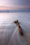 Peaceful seascape at sunset in Kuala Penyu, Sabah, East Malaysia Royalty Free Stock Photo