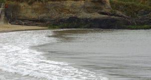 Peaceful seaside scene Royalty Free Stock Image