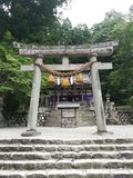 Peaceful shrine Royalty Free Stock Images