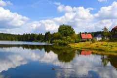Peaceful summer day&Germany Stock Photos