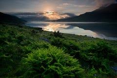 Peaceful Sunrise Royalty Free Stock Image