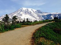 Peaceful trail Stock Photos