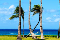 Peaceful Tropical Paradise Royalty Free Stock Images