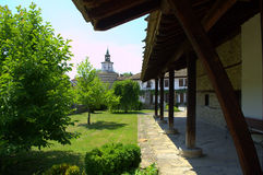Peaceful view from Tryavna,Bulgaria Stock Image