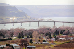 Maryhill Riverside Community Royalty Free Stock Photography