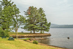 Peacefulness Along the Lake Royalty Free Stock Photo