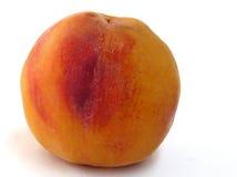 Peach. Juicy peach macro Stock Image