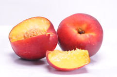 Peach! Royalty Free Stock Image
