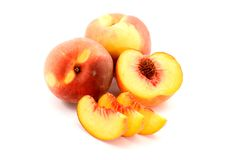 peach Obraz Royalty Free