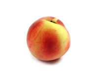 Peach. Fruit, delicious and healthy Royalty Free Stock Photography