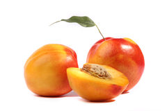 Peach Royalty Free Stock Photos