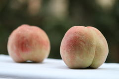 Peach Royalty Free Stock Photo