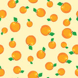 Peach background Stock Images