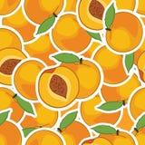 Peach background Royalty Free Stock Photos