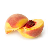 Peach Close-up Royalty Free Stock Image
