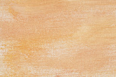 Peach color canvas texture Royalty Free Stock Images