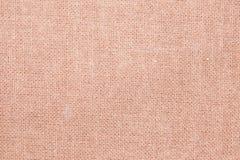 Peach fabric Stock Photo