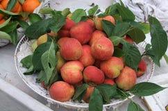 Peach fruit Royalty Free Stock Photo