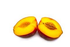 Peach Fruit Stock Photos