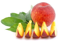 Peach fruit Royalty Free Stock Photo