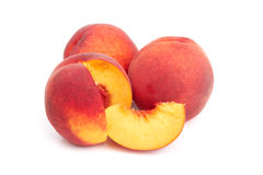 Peach fruit Royalty Free Stock Photos