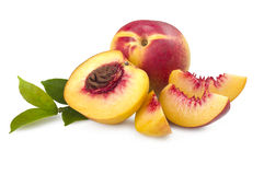 Peach Fruit Stock Images