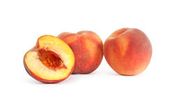 Peach Fruits Royalty Free Stock Images