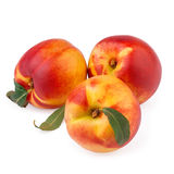 Peach Fruits organic Royalty Free Stock Photos