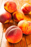 Peach group Royalty Free Stock Images