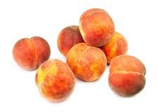 Peach group Stock Image