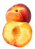 Peach group Stock Photography