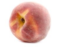 Peach macro Stock Images