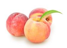 Peach, nectarine Royalty Free Stock Photography