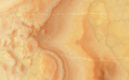 Peach onyx surface Royalty Free Stock Photo