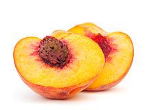 Peach part Royalty Free Stock Image