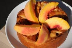 Peach Pie Royalty Free Stock Photo